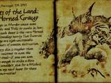 Местные звери: рогатый грауг