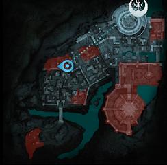 Карта Послание из столицы
