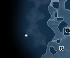 Азуритовая статуэтка Синих магов (карта)