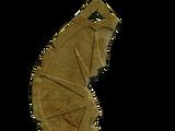Вторая половина медальона с древами