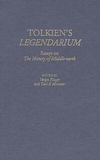 Tolkien Legendarium Cover