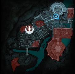 Карта Гондорский стяг