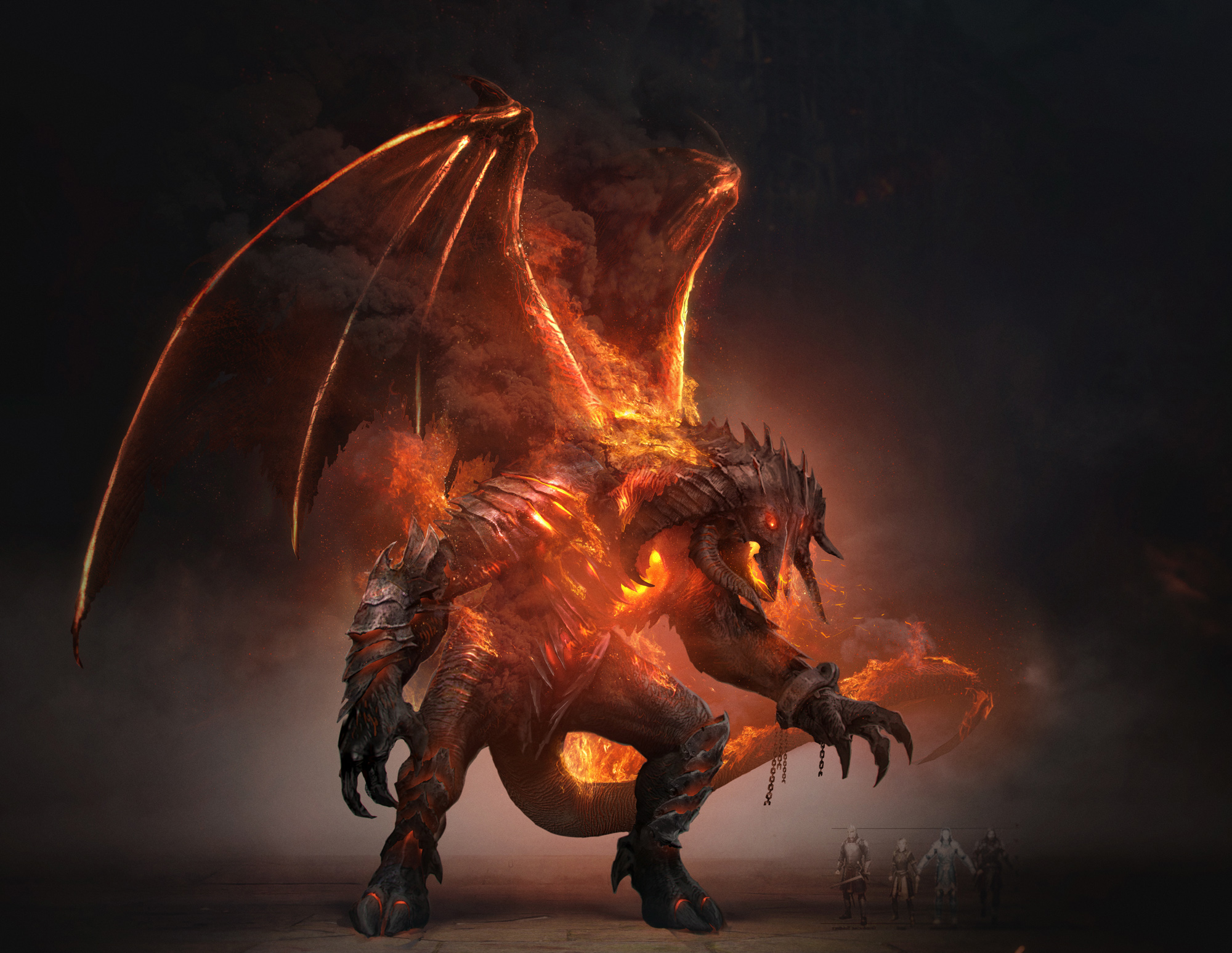 Balrog Mordors Schatten Wikia Fandom Powered By Wikia