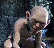 Character-Gollum