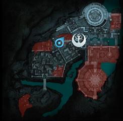 Карта Предмет эльфийского сервиза