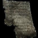 Страница №3 из зашифрованного дневника