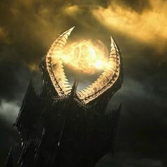 Саурон, ставший оком