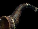 Ржавый рог