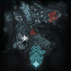 Тиран-Воспоминание Горгорот (карта)