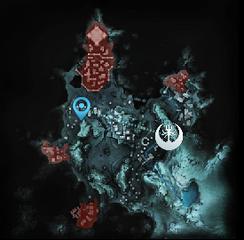 Карта Статуэтка эльфийки