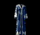 Расшитое платье