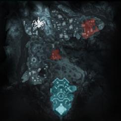 Жертва-Воспоминание Горгорот (карта)