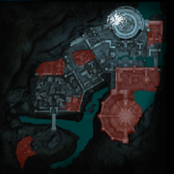 Сама паутина-Воспоминание Минас-Итиль (карта)