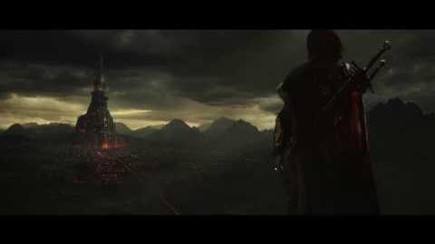 Средиземье Тени войны - первый трейлер