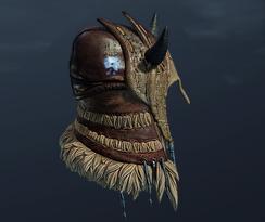 Рогатый шлем (точка)