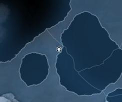 Вторая половина медальона с древами (карта)