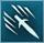 Метательный кинжал СВ (иконка)