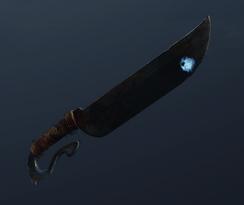 Кухонный нож (точка)