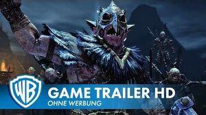 MITTELERDE SCHATTEN DES KRIEGES - Nemesis Forge Trailer Deutsch HD German (2017)