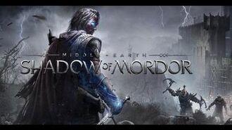 "Shadow of Mordor Main Menu Theme Extended ""The Gravewalker"""