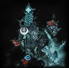 Карта Пиратское весло