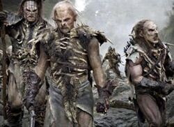 Uruk soldiers
