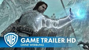 MITTELERDE SCHATTEN DES KRIEGES - Open World Trailer Deutsch HD German (2017)