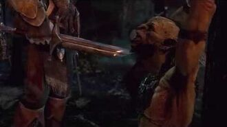 Official Shadow of Mordor Story Trailer - Meet Ratbag