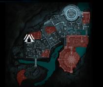 Домом-итильдин Минас-Итиль (карта)