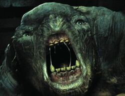 Höhlentroll HdR-Film