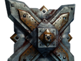 Окровавленный щит