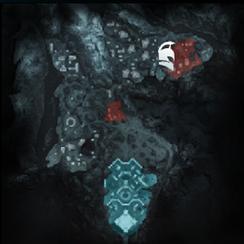 Садрас-Тени прошлого Горгорот (карта)