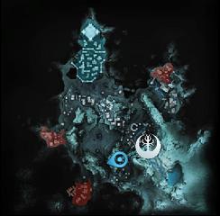 Карта Карта Гондора