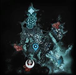 Карта Сказки далекого Умбара