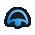 Синий молочник (иконка)