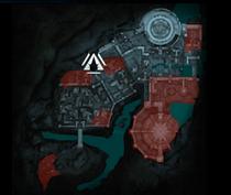 Обрекает-итильдин Минас-Итиль (карта)