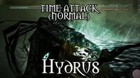 Shadow of the Colossus (PS3) - Hydrus Time Attack (Normal)