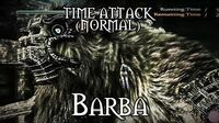 Shadow of the Colossus (PS3) - Barba Time Attack (Normal)