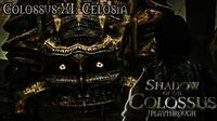 Shadow of the Colossus (PS3) - Colossus XI Celosia - Playthrough Gameplay
