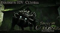 Shadow of the Colossus (PS3) - Colossus XIV Cenobia - Playthrough Gameplay