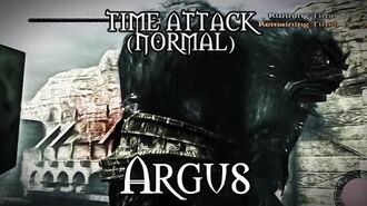 Shadow of the Colossus (PS3) - Argus Time Attack (Normal)
