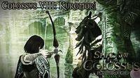Shadow of the Colossus (PS3) - Colossus VIII Kuromori - Playthrough Gameplay