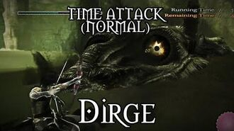 Shadow of the Colossus (PS3) - Dirge Time Attack (Normal)