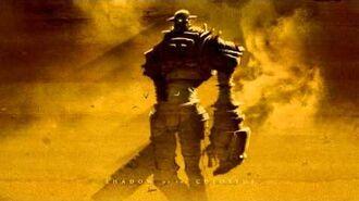 Shadow of the Colossus Soundtrack 10 El colapso del ídolo