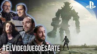 El Videojuego es Arte - Episodio 2 Shadow of the Colossus