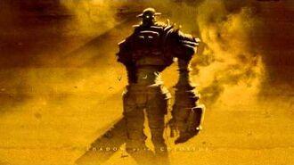 Shadow of the Colossus Soundtrack 07Figuras grotescas