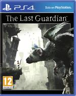 The Last Guardian Carátula
