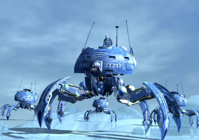 File:King Cryos in crawler tank on planet Ice.png