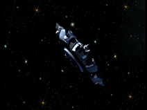 The Aurora navigates the system for Zera & Pyrus