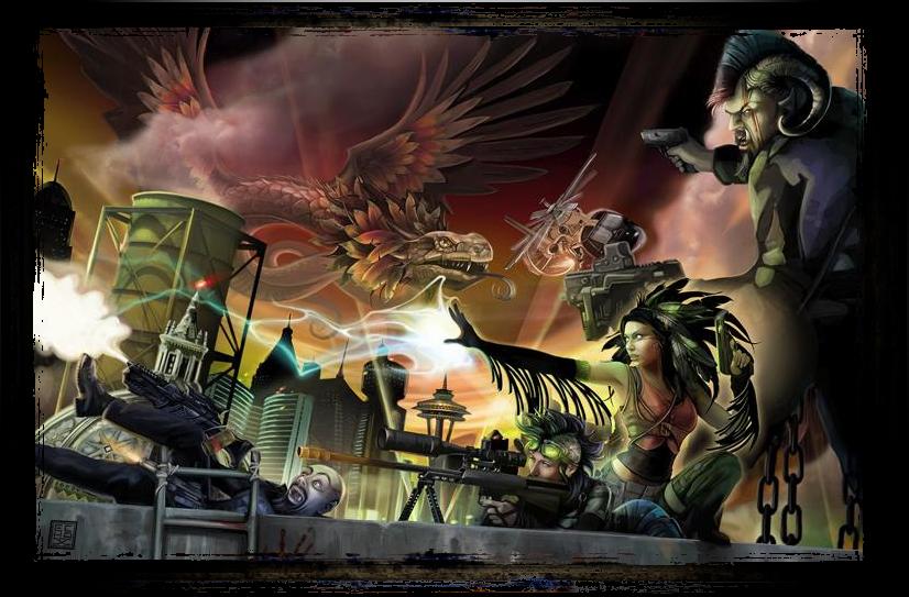 Archetypes Shadowrun Reawakened Wiki Fandom Powered By Wikia